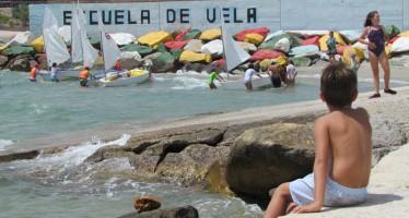 Pilar_de_la_Horadada_Escuela_vela
